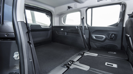 Toyota Proace City Verso habitacle